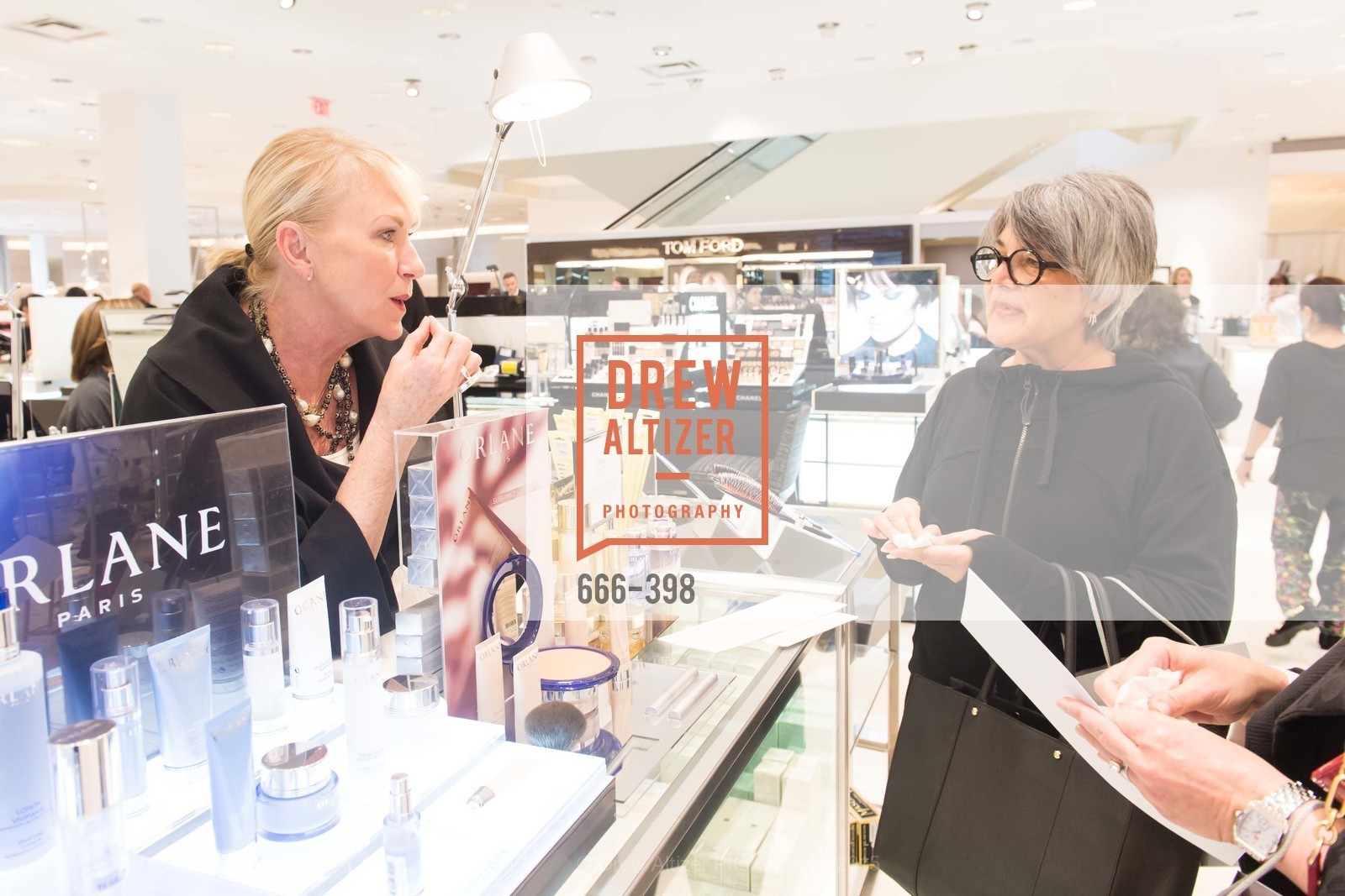 Pat Greenberg, Yvonne Gau, Project Beauty at Neiman Marcus Palo Alto, Neiman Marcus, October 16th, 2015,Drew Altizer, Drew Altizer Photography, full-service agency, private events, San Francisco photographer, photographer california