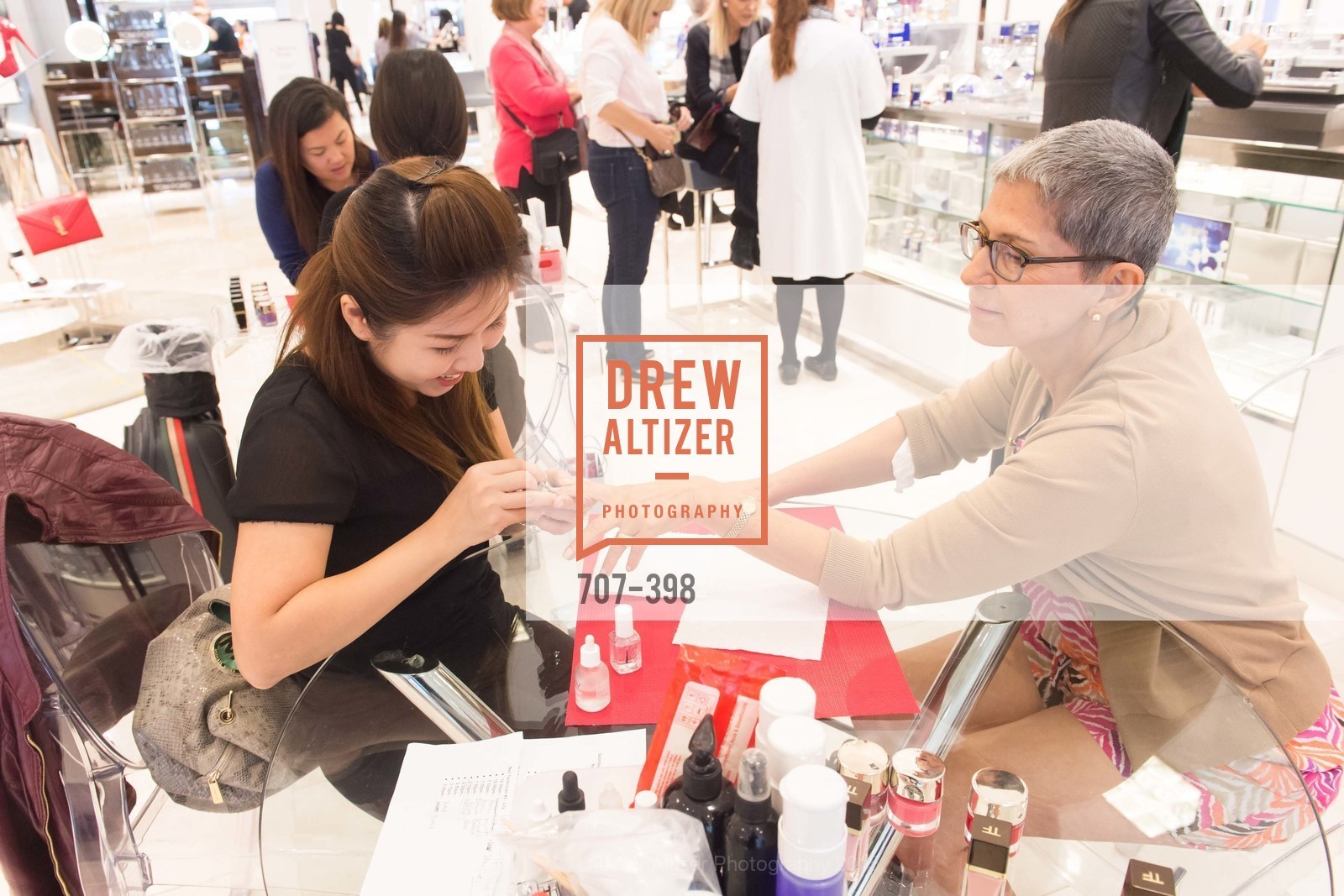 Louie Nguyen, Alice Johnson, Project Beauty at Neiman Marcus Palo Alto, Neiman Marcus, October 16th, 2015,Drew Altizer, Drew Altizer Photography, full-service agency, private events, San Francisco photographer, photographer california