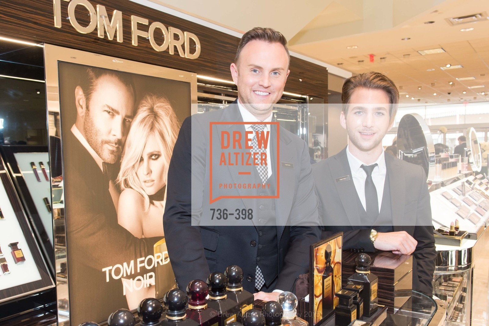 Todd Davidson, Carter Daniel, Project Beauty at Neiman Marcus Palo Alto, Neiman Marcus, October 16th, 2015,Drew Altizer, Drew Altizer Photography, full-service agency, private events, San Francisco photographer, photographer california
