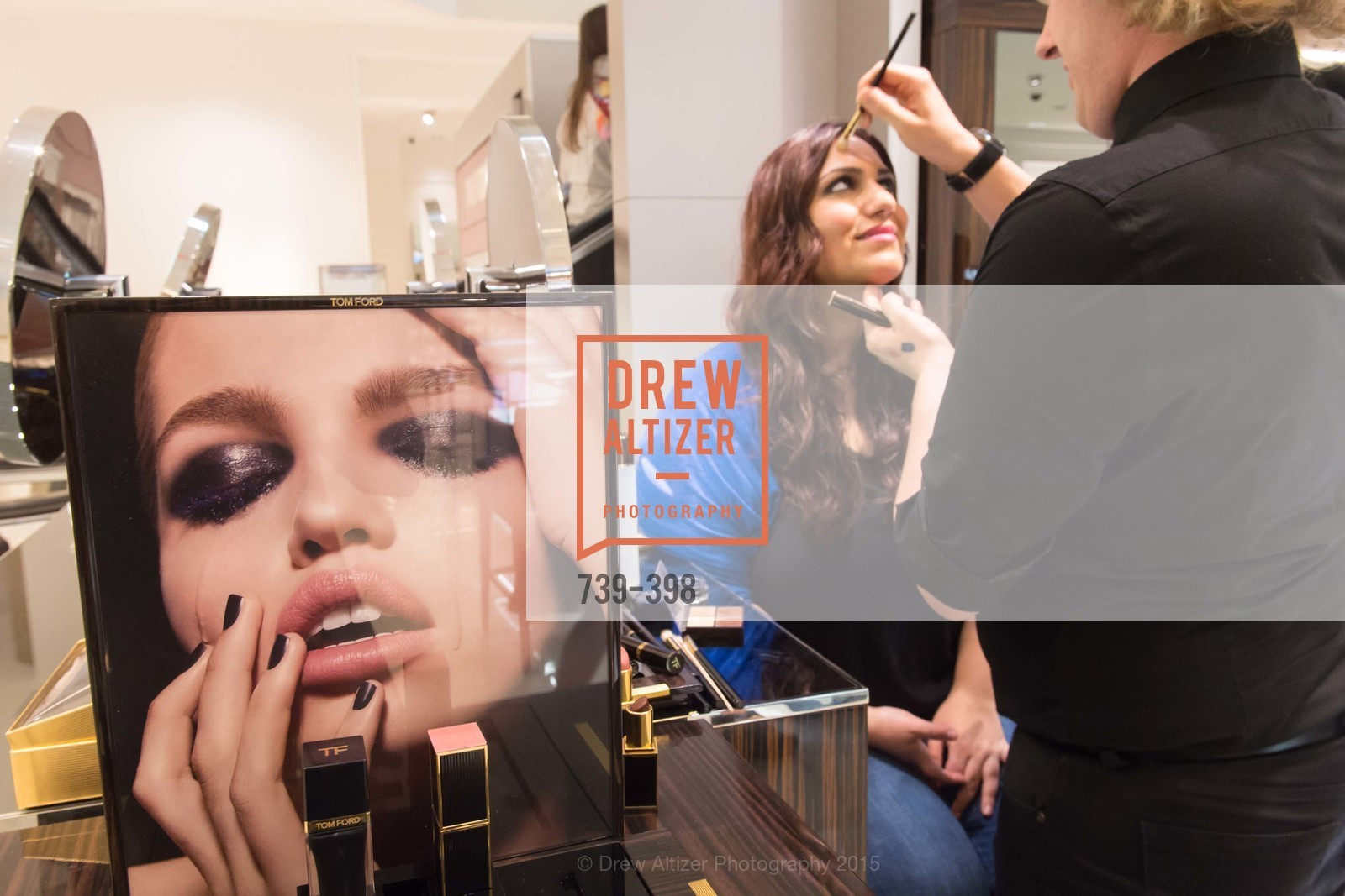 Hoda Fahini, Project Beauty at Neiman Marcus Palo Alto, Neiman Marcus, October 16th, 2015,Drew Altizer, Drew Altizer Photography, full-service agency, private events, San Francisco photographer, photographer california