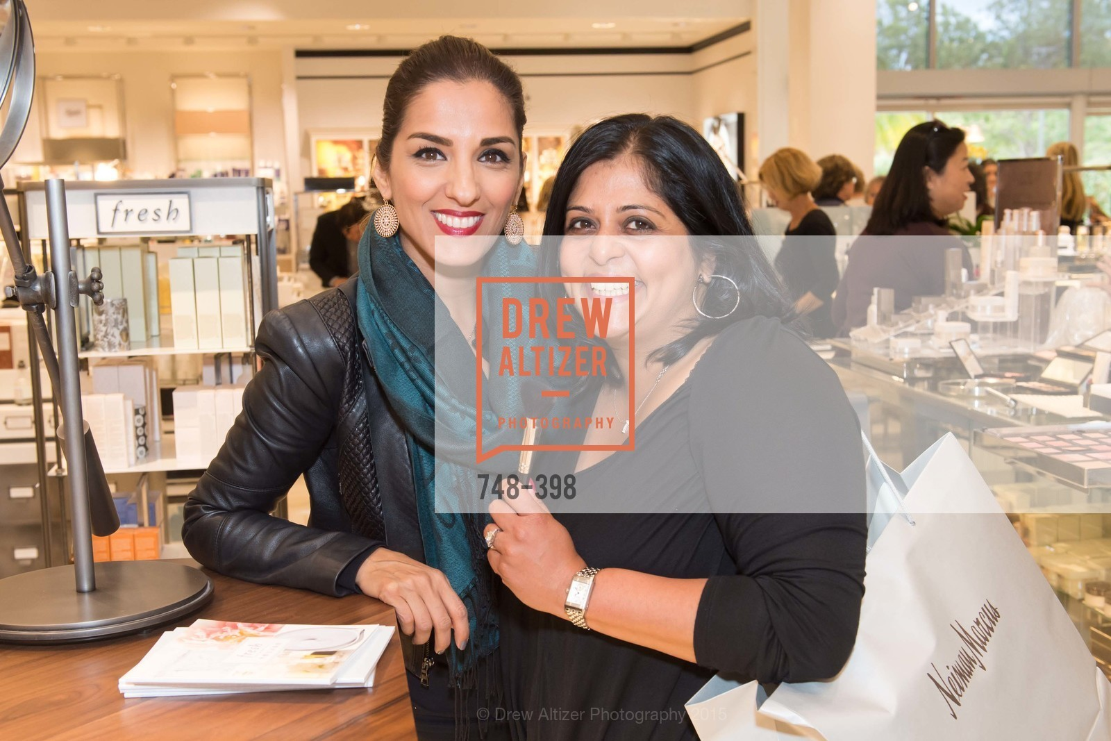 Sarah Omid, Pureshka Maharaj, Project Beauty at Neiman Marcus Palo Alto, Neiman Marcus, October 16th, 2015,Drew Altizer, Drew Altizer Photography, full-service agency, private events, San Francisco photographer, photographer california