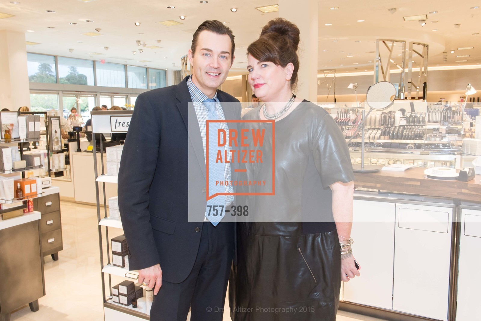 Chuck Steelman, Project Beauty at Neiman Marcus Palo Alto, Neiman Marcus, October 16th, 2015,Drew Altizer, Drew Altizer Photography, full-service agency, private events, San Francisco photographer, photographer california
