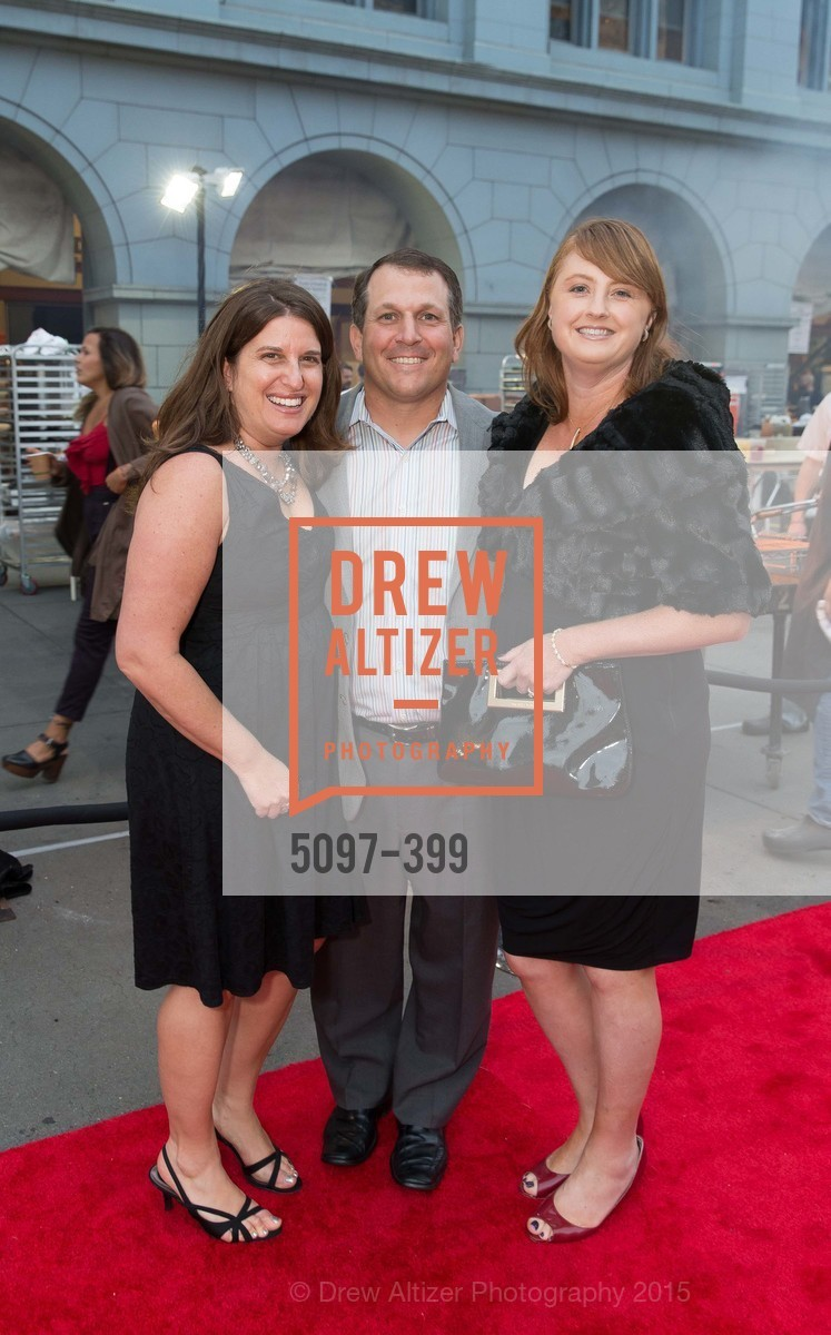 Lisa Poncia, Loren Poncia, Kelly McCarthy, CUESA's Sunday Supper: A Farm to City Feast, San Francisco Ferry Building, October 18th, 2015,Drew Altizer, Drew Altizer Photography, full-service agency, private events, San Francisco photographer, photographer california
