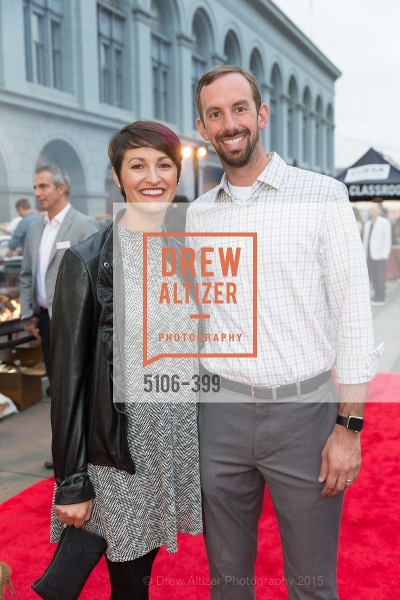 Emily Kuhlman, Mike Kuhlman, CUESA's Sunday Supper: A Farm to City Feast, San Francisco Ferry Building, October 18th, 2015,Drew Altizer, Drew Altizer Photography, full-service agency, private events, San Francisco photographer, photographer california