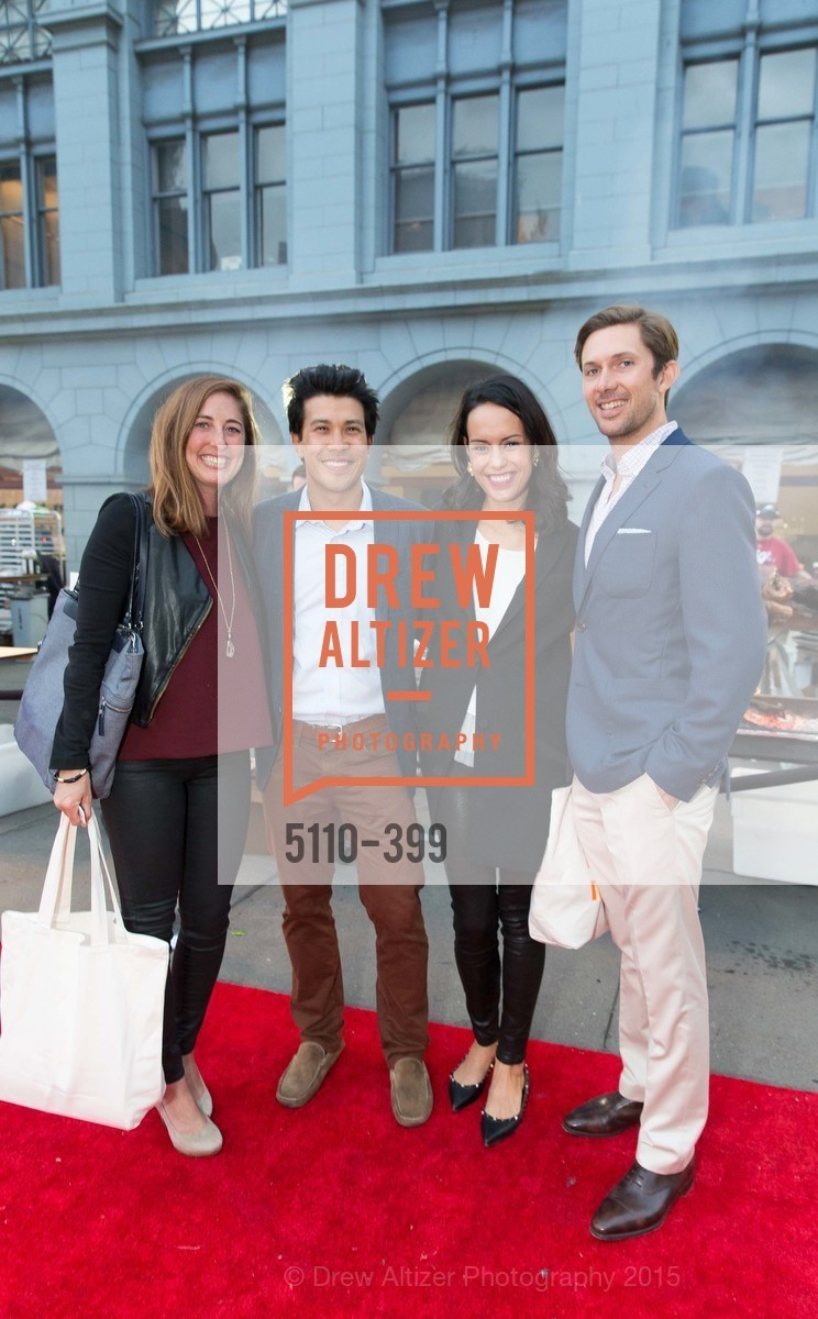 Jessica Goldman Foung, Alejandro Foung, Chelsea Kuhler, Scott Kuhler, CUESA's Sunday Supper: A Farm to City Feast, San Francisco Ferry Building, October 18th, 2015,Drew Altizer, Drew Altizer Photography, full-service agency, private events, San Francisco photographer, photographer california