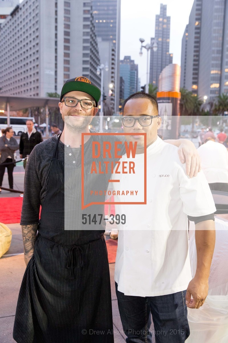 Anthony Strong, John Madriaga, CUESA's Sunday Supper: A Farm to City Feast, San Francisco Ferry Building, October 18th, 2015,Drew Altizer, Drew Altizer Photography, full-service agency, private events, San Francisco photographer, photographer california
