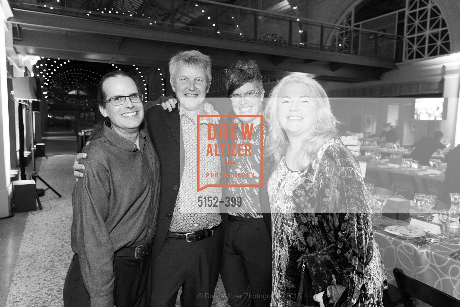 Aaron Kohr, Dexter Carmichael, Marcy Coburn, Jane Connors, CUESA's Sunday Supper: A Farm to City Feast, San Francisco Ferry Building, October 18th, 2015,Drew Altizer, Drew Altizer Photography, full-service agency, private events, San Francisco photographer, photographer california