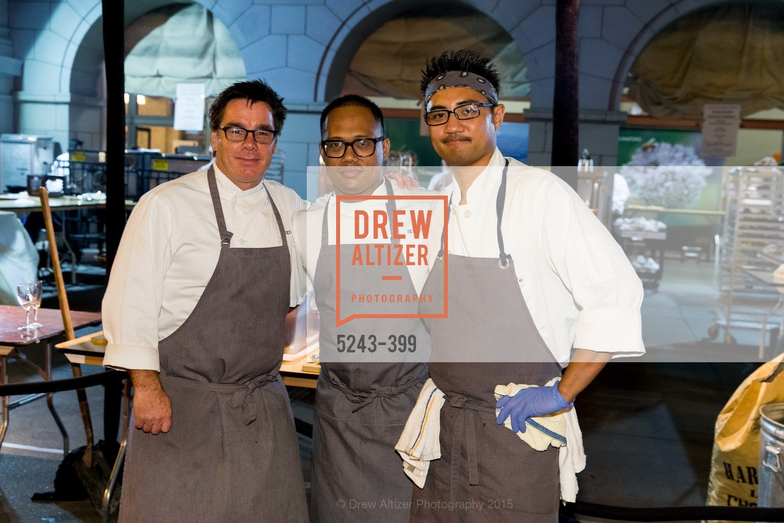 Mark Sullivan, John Madriaga, Mel Alog, CUESA's Sunday Supper: A Farm to City Feast, San Francisco Ferry Building, October 18th, 2015,Drew Altizer, Drew Altizer Photography, full-service agency, private events, San Francisco photographer, photographer california
