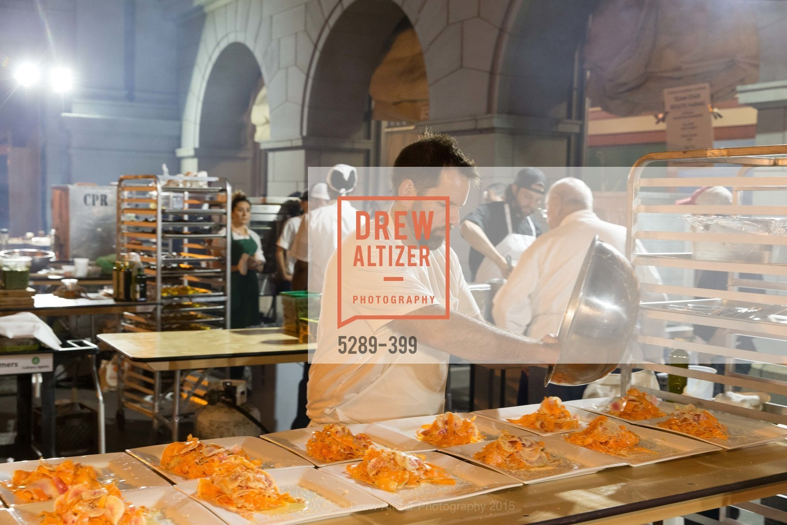 Laurence Jossel, CUESA's Sunday Supper: A Farm to City Feast, San Francisco Ferry Building, October 18th, 2015,Drew Altizer, Drew Altizer Photography, full-service event agency, private events, San Francisco photographer, photographer California
