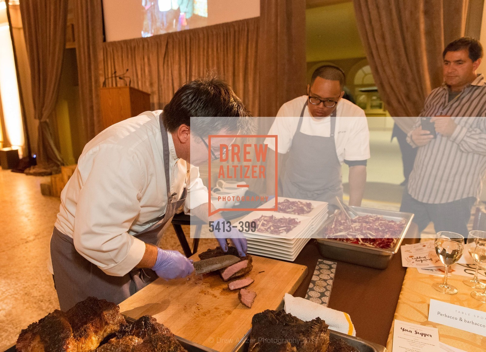 Mark Sullivan, John Madriaga, CUESA's Sunday Supper: A Farm to City Feast, San Francisco Ferry Building, October 18th, 2015,Drew Altizer, Drew Altizer Photography, full-service agency, private events, San Francisco photographer, photographer california