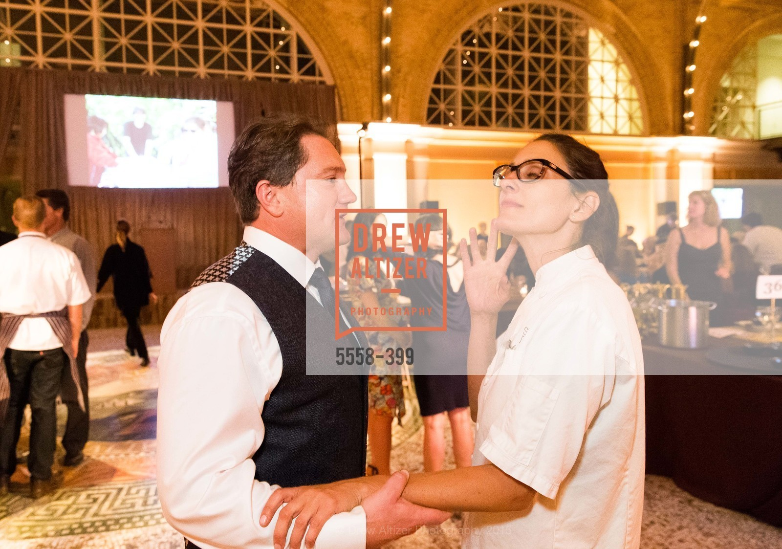 Liam Mayclem, Taira Kater, CUESA's Sunday Supper: A Farm to City Feast, San Francisco Ferry Building, October 18th, 2015,Drew Altizer, Drew Altizer Photography, full-service agency, private events, San Francisco photographer, photographer california