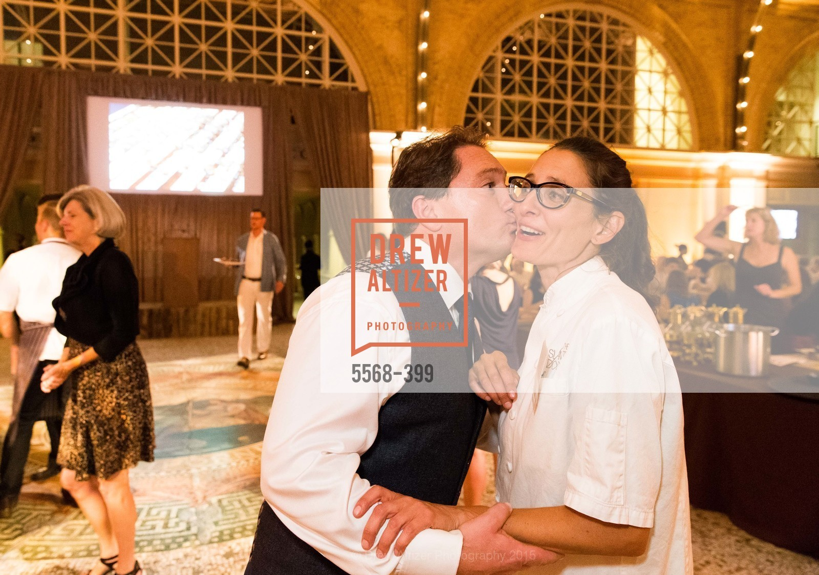 Liam Mayclem, Taira Kater, CUESA's Sunday Supper: A Farm to City Feast, San Francisco Ferry Building, October 18th, 2015,Drew Altizer, Drew Altizer Photography, full-service event agency, private events, San Francisco photographer, photographer California