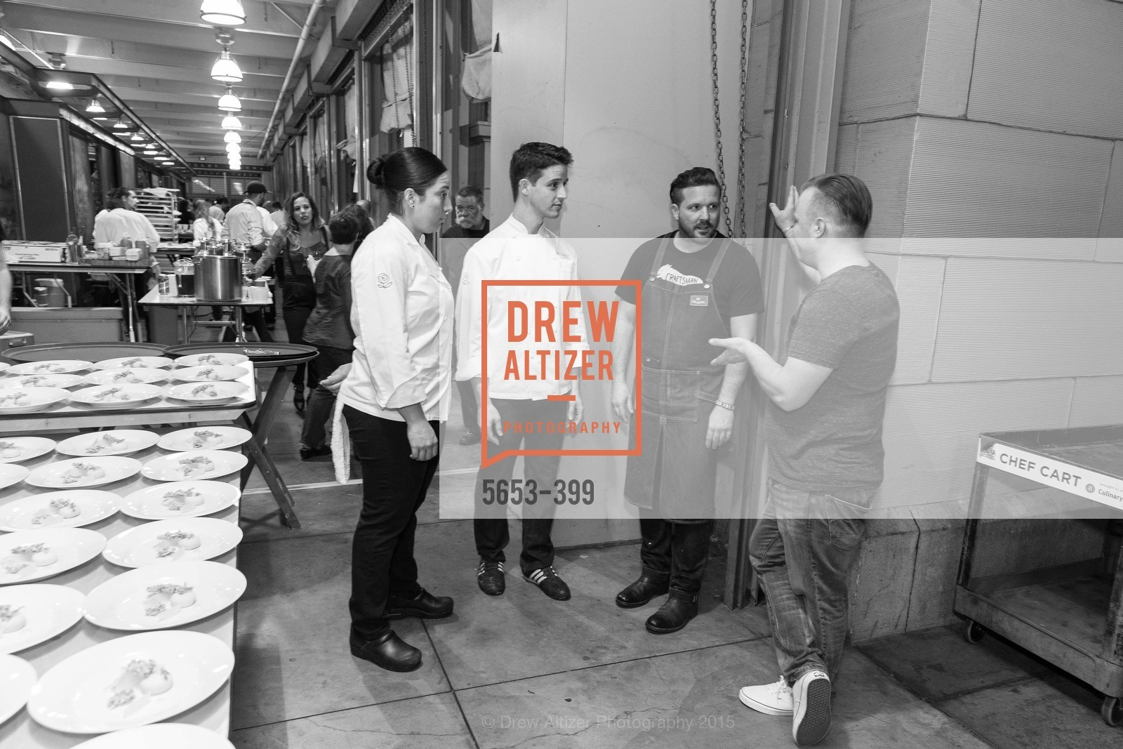 Brenda Mendoza, Yigit Pura, William Werner, Evan Rich, CUESA's Sunday Supper: A Farm to City Feast, San Francisco Ferry Building, October 18th, 2015,Drew Altizer, Drew Altizer Photography, full-service agency, private events, San Francisco photographer, photographer california