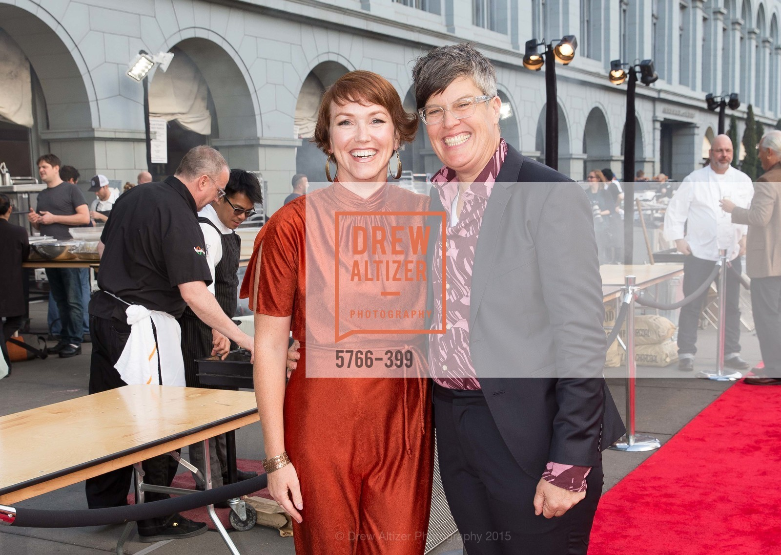 Christine Farren, Marcy Coburn, CUESA's Sunday Supper: A Farm to City Feast, San Francisco Ferry Building, October 18th, 2015,Drew Altizer, Drew Altizer Photography, full-service agency, private events, San Francisco photographer, photographer california