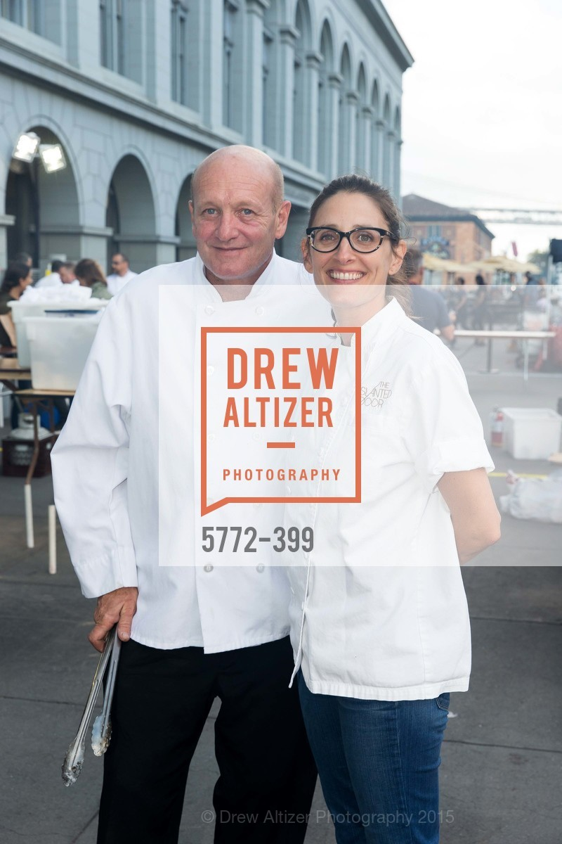 Bill Hohenwarter, Taira Kater, CUESA's Sunday Supper: A Farm to City Feast, San Francisco Ferry Building, October 18th, 2015,Drew Altizer, Drew Altizer Photography, full-service agency, private events, San Francisco photographer, photographer california