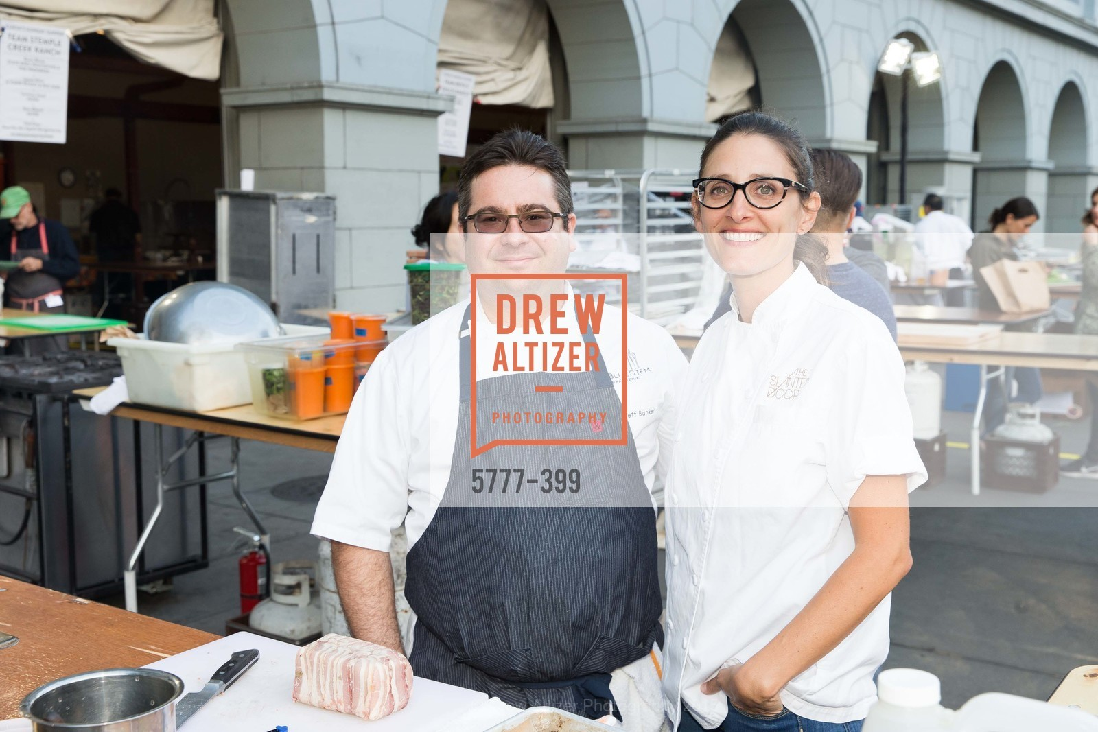 Jeff Baker, Taira Kater, CUESA's Sunday Supper: A Farm to City Feast, San Francisco Ferry Building, October 18th, 2015,Drew Altizer, Drew Altizer Photography, full-service agency, private events, San Francisco photographer, photographer california