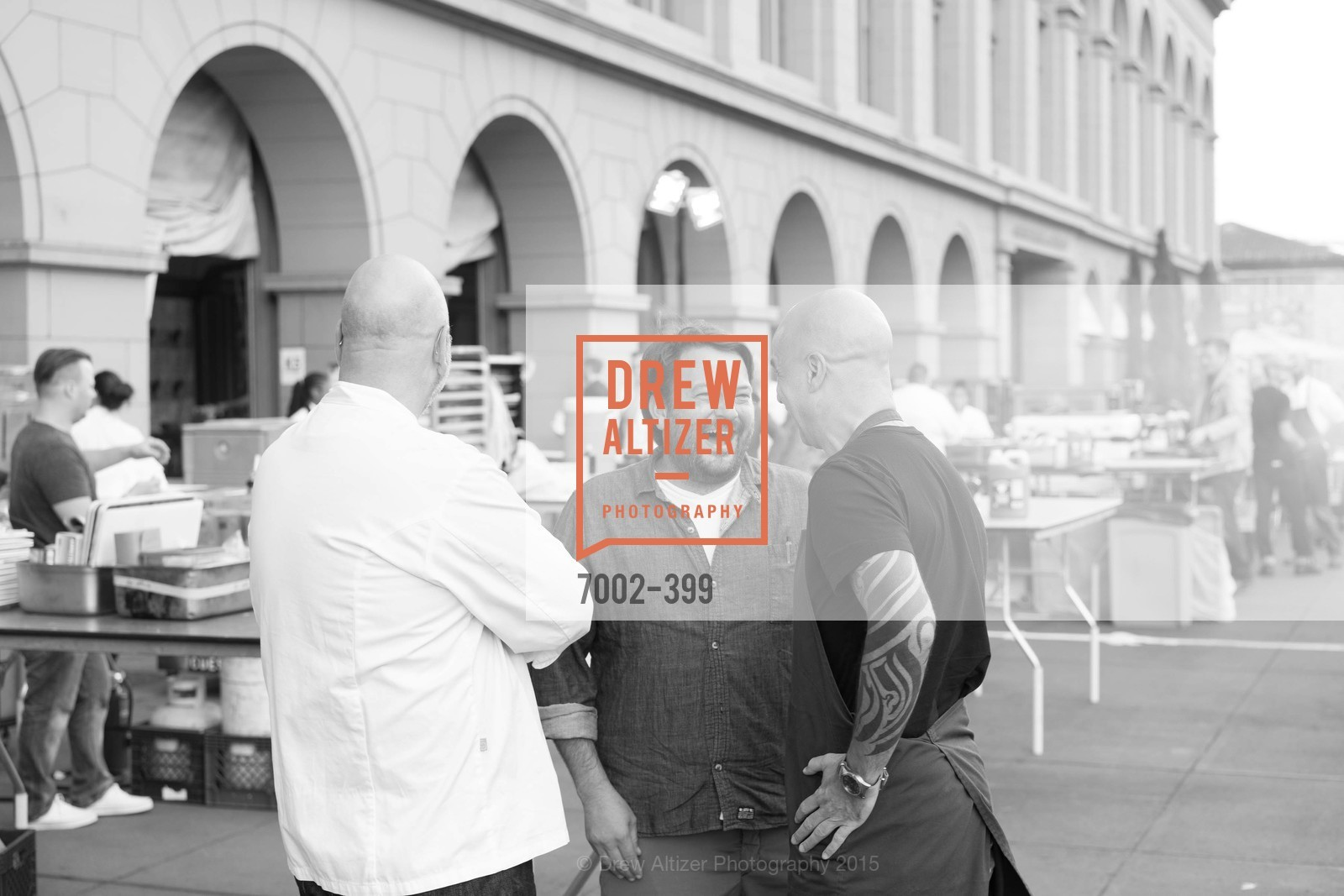 Steffan Terje, Stuart Brioza, Mourad Lahlou, CUESA's Sunday Supper: A Farm to City Feast, San Francisco Ferry Building, October 18th, 2015,Drew Altizer, Drew Altizer Photography, full-service agency, private events, San Francisco photographer, photographer california