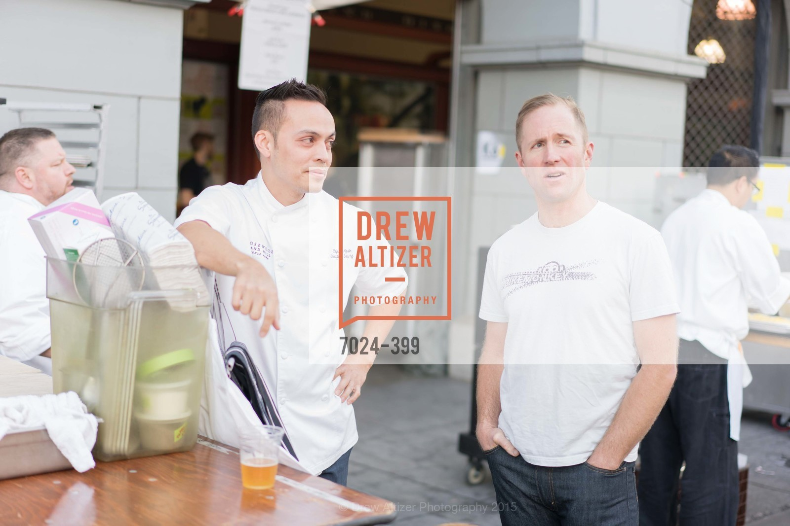 Reyloun Augustin, Peter Rudolph, CUESA's Sunday Supper: A Farm to City Feast, San Francisco Ferry Building, October 18th, 2015,Drew Altizer, Drew Altizer Photography, full-service agency, private events, San Francisco photographer, photographer california