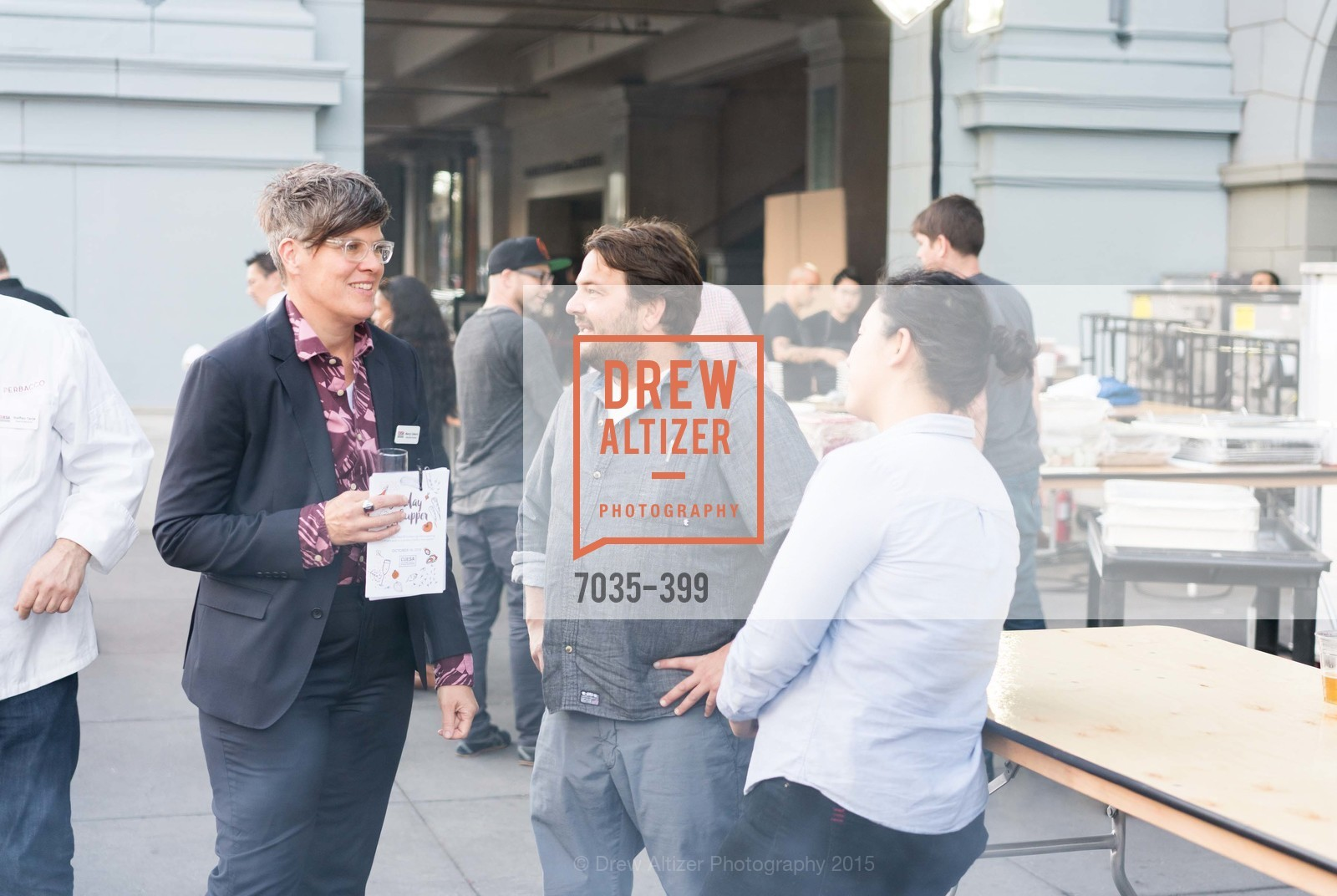 Marcy Coburn, Stuart Brioza, CUESA's Sunday Supper: A Farm to City Feast, San Francisco Ferry Building, October 18th, 2015,Drew Altizer, Drew Altizer Photography, full-service agency, private events, San Francisco photographer, photographer california