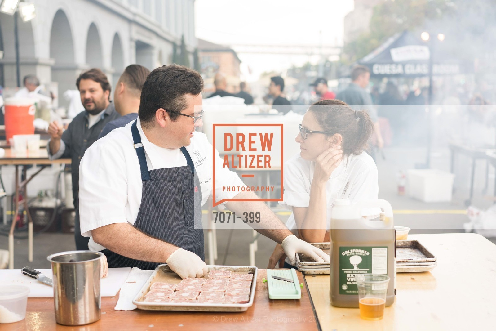 Jeff Banker, Taira Kater, CUESA's Sunday Supper: A Farm to City Feast, San Francisco Ferry Building, October 18th, 2015,Drew Altizer, Drew Altizer Photography, full-service agency, private events, San Francisco photographer, photographer california