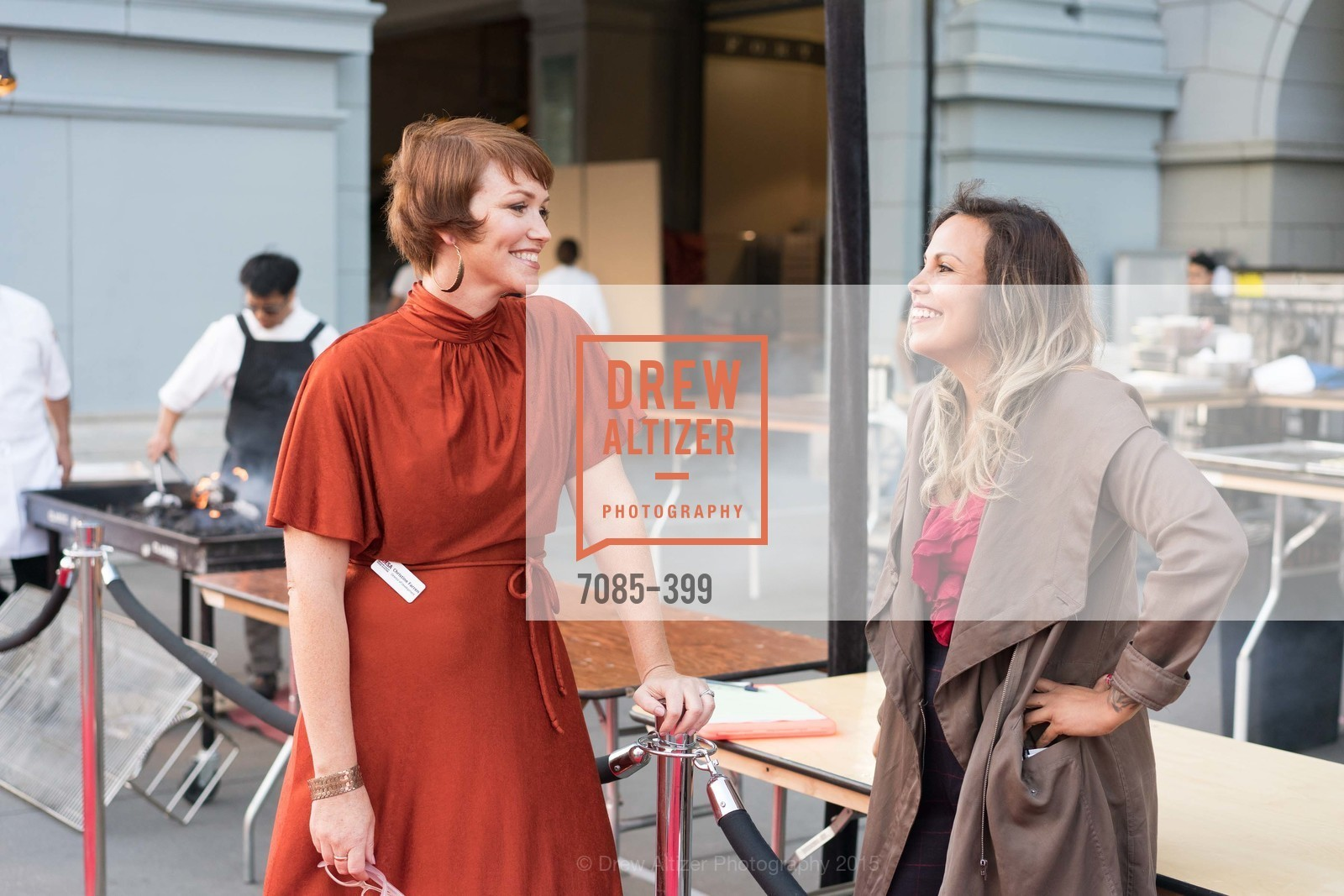 Christine Farren, Liz Subauste, CUESA's Sunday Supper: A Farm to City Feast, San Francisco Ferry Building, October 18th, 2015,Drew Altizer, Drew Altizer Photography, full-service agency, private events, San Francisco photographer, photographer california