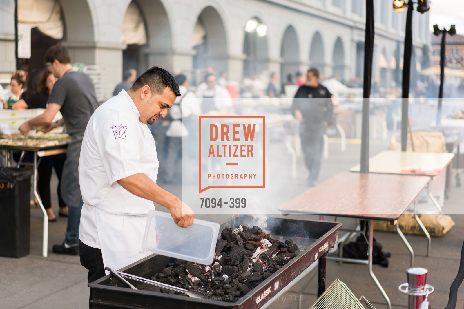 Rubis Peraza, CUESA's Sunday Supper: A Farm to City Feast, San Francisco Ferry Building, October 18th, 2015,Drew Altizer, Drew Altizer Photography, full-service event agency, private events, San Francisco photographer, photographer California