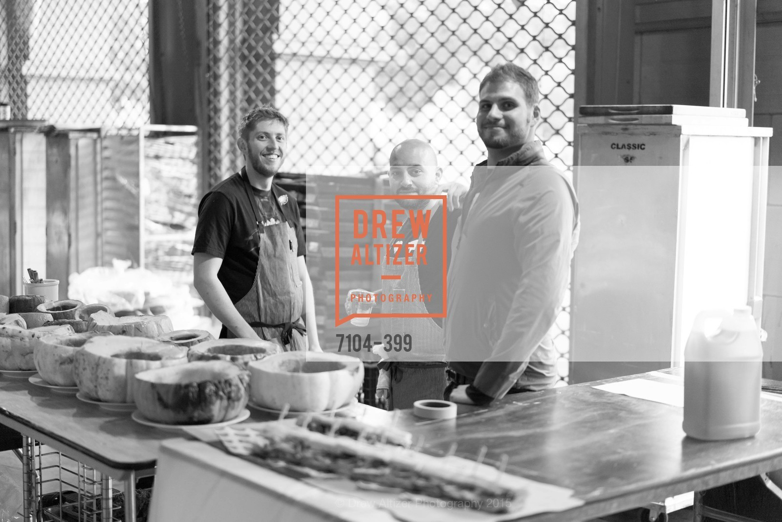 Dean Hildebrand, Michael Rafidi, CUESA's Sunday Supper: A Farm to City Feast, San Francisco Ferry Building, October 18th, 2015,Drew Altizer, Drew Altizer Photography, full-service agency, private events, San Francisco photographer, photographer california