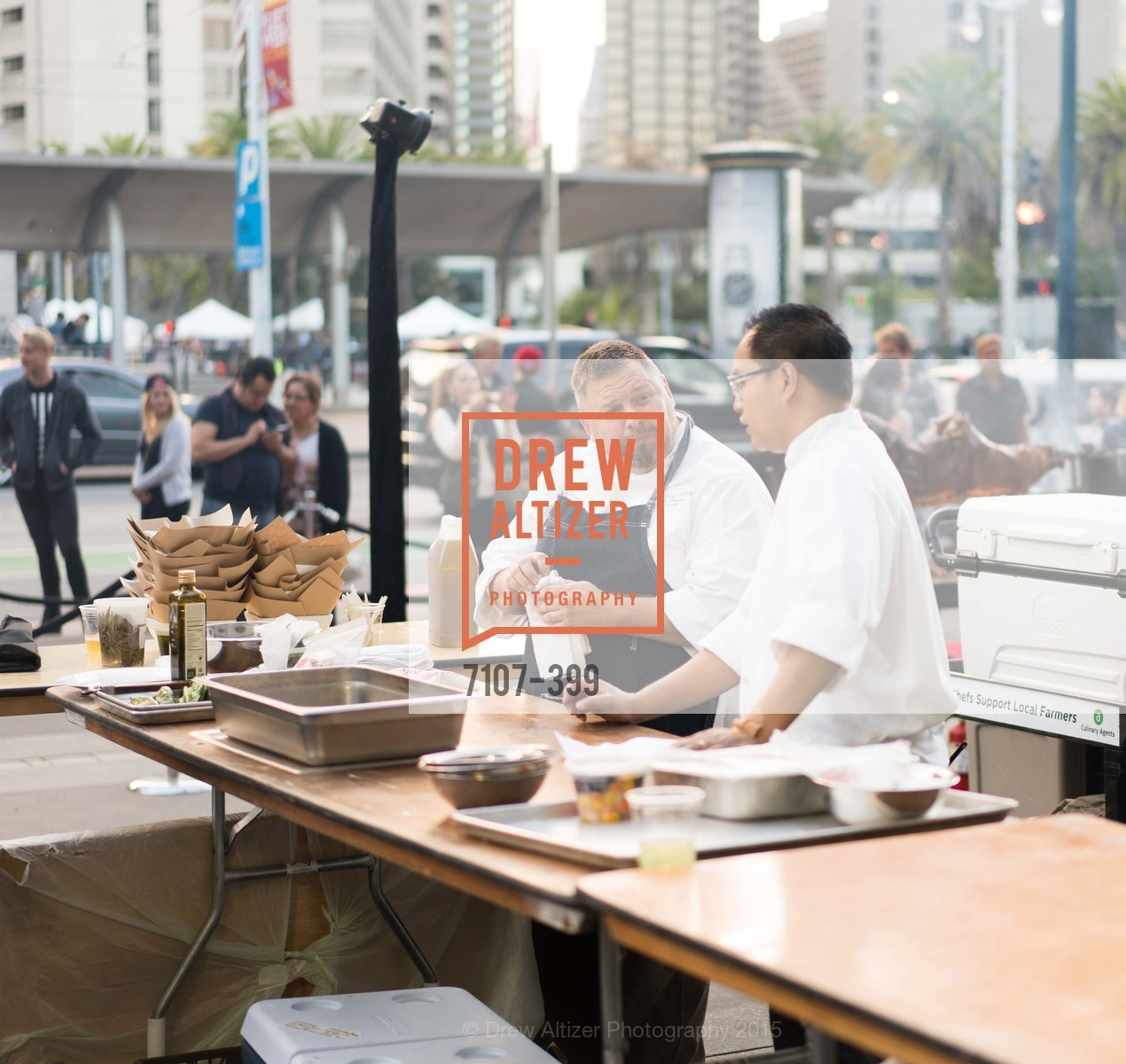 David Hurt, CUESA's Sunday Supper: A Farm to City Feast, San Francisco Ferry Building, October 18th, 2015,Drew Altizer, Drew Altizer Photography, full-service agency, private events, San Francisco photographer, photographer california