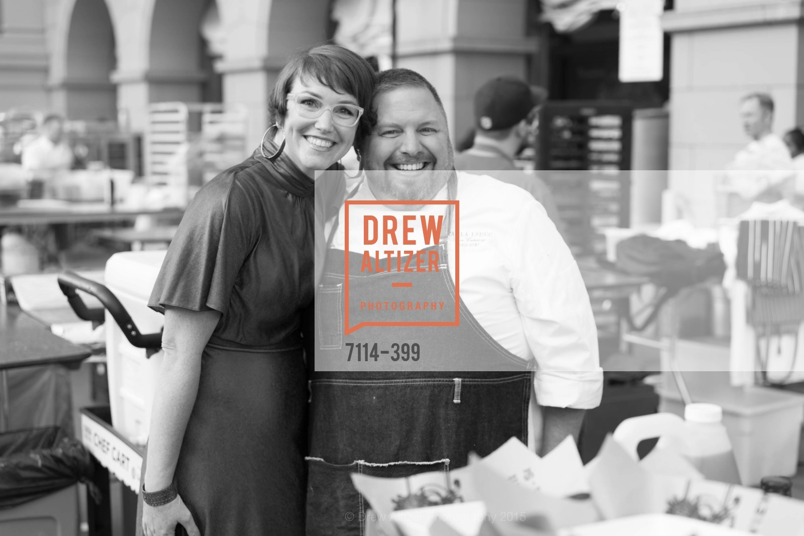 Christine Farren, David Hurt, CUESA's Sunday Supper: A Farm to City Feast, San Francisco Ferry Building, October 18th, 2015,Drew Altizer, Drew Altizer Photography, full-service agency, private events, San Francisco photographer, photographer california