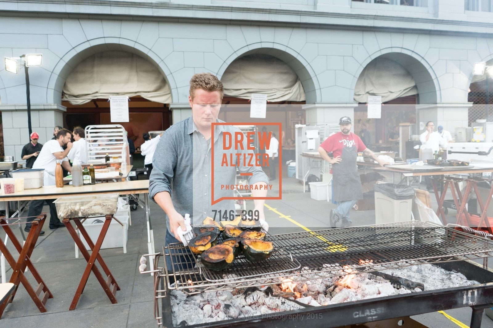 Thomas McNaughton, CUESA's Sunday Supper: A Farm to City Feast, San Francisco Ferry Building, October 18th, 2015,Drew Altizer, Drew Altizer Photography, full-service event agency, private events, San Francisco photographer, photographer California