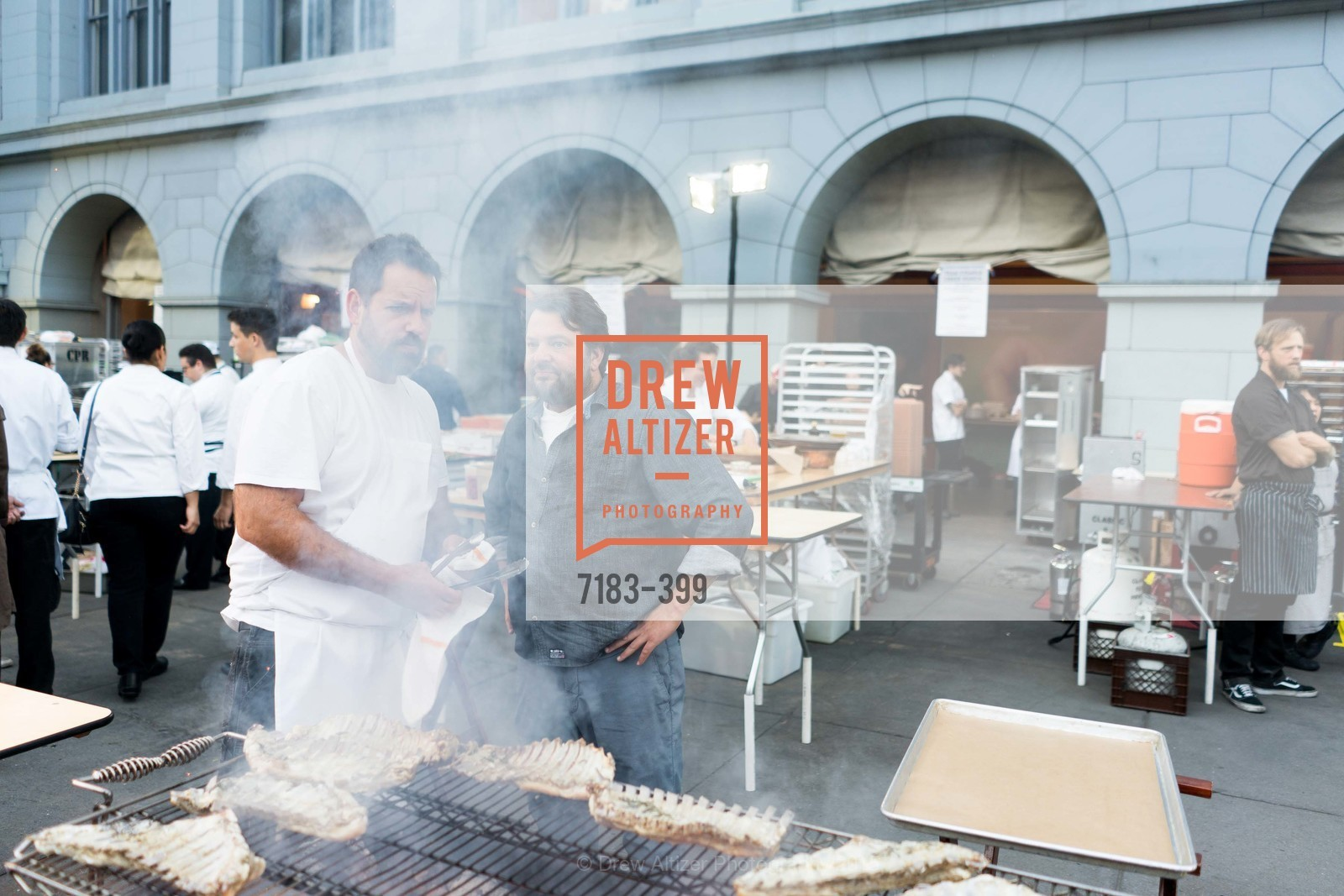 Laurence Jossel, Stuart Brioza, CUESA's Sunday Supper: A Farm to City Feast, San Francisco Ferry Building, October 18th, 2015,Drew Altizer, Drew Altizer Photography, full-service agency, private events, San Francisco photographer, photographer california