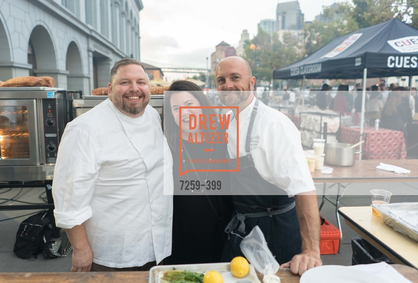 David Hurt, Daniel Capra, CUESA's Sunday Supper: A Farm to City Feast, San Francisco Ferry Building, October 18th, 2015,Drew Altizer, Drew Altizer Photography, full-service event agency, private events, San Francisco photographer, photographer California