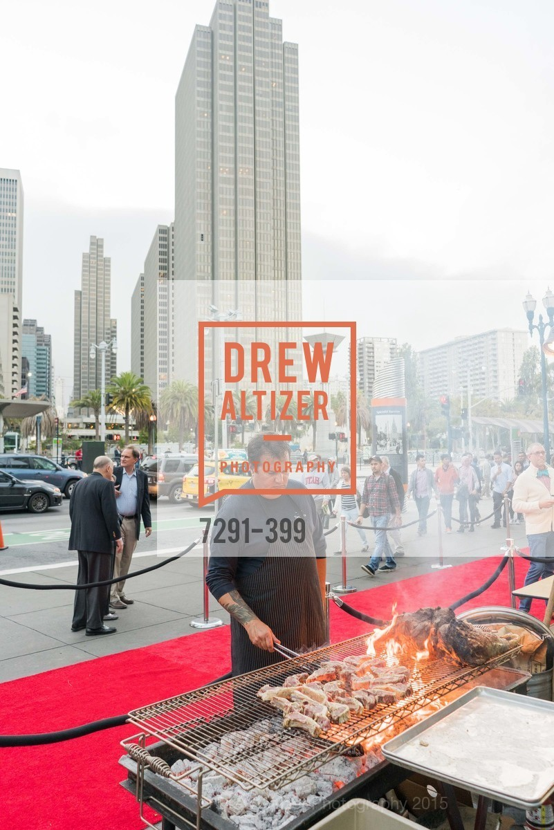 Rocky Maselli, CUESA's Sunday Supper: A Farm to City Feast, San Francisco Ferry Building, October 18th, 2015,Drew Altizer, Drew Altizer Photography, full-service agency, private events, San Francisco photographer, photographer california
