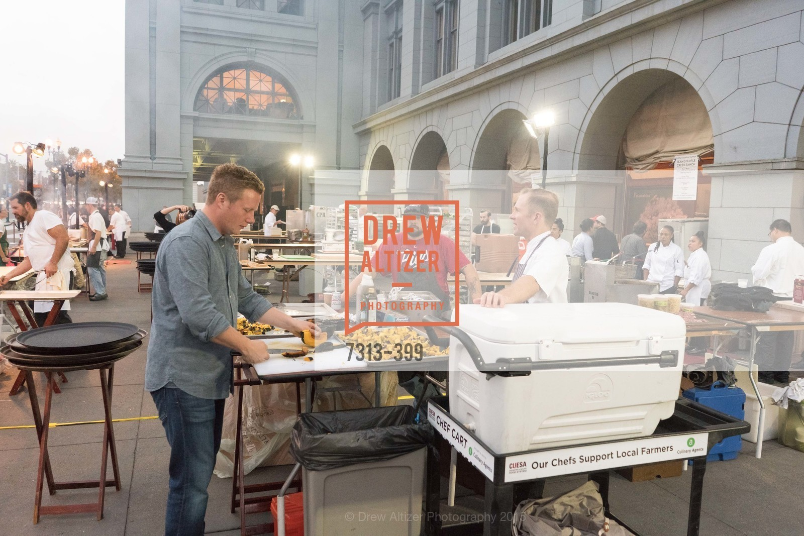 Thomas McNaughton, Peter Rudolph, CUESA's Sunday Supper: A Farm to City Feast, San Francisco Ferry Building, October 18th, 2015,Drew Altizer, Drew Altizer Photography, full-service agency, private events, San Francisco photographer, photographer california