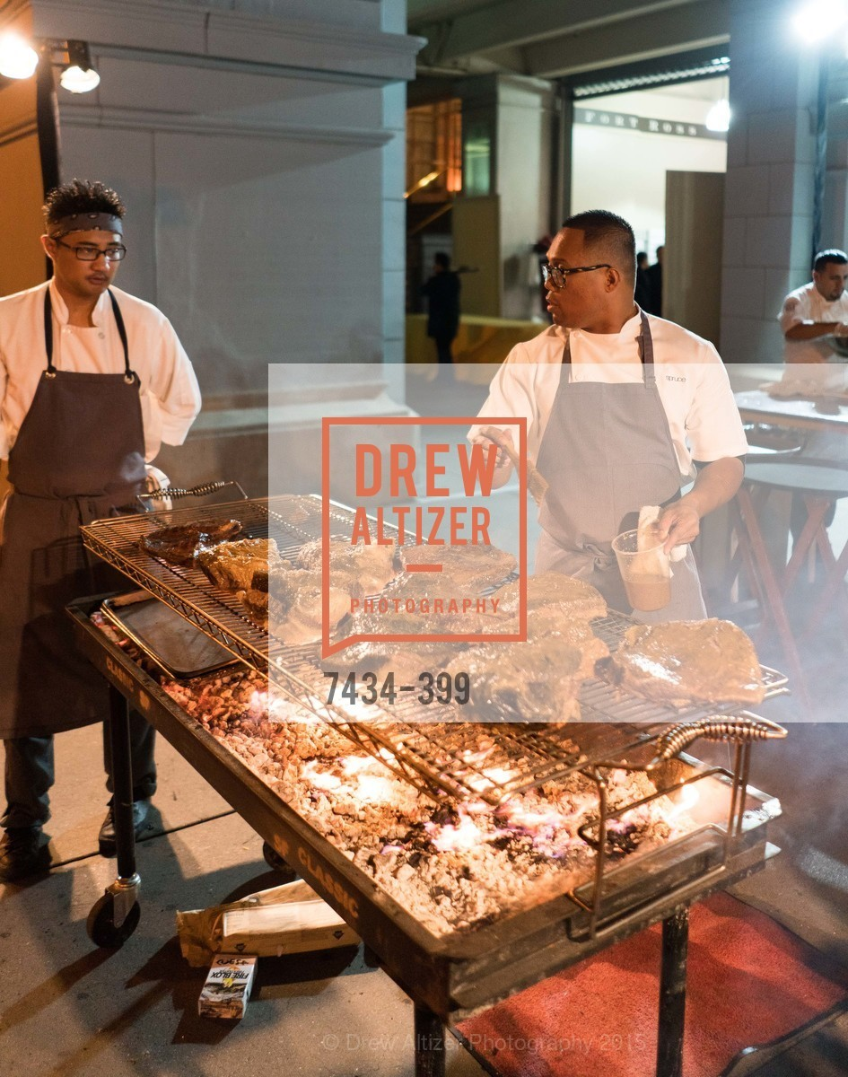 Mel Alog, John Madriaga, CUESA's Sunday Supper: A Farm to City Feast, San Francisco Ferry Building, October 18th, 2015,Drew Altizer, Drew Altizer Photography, full-service agency, private events, San Francisco photographer, photographer california