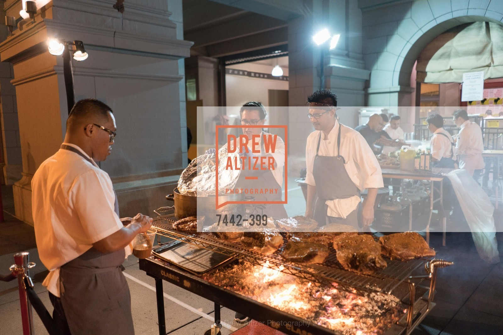 John Madriaga, Mark Sullivan, Mel Alog, CUESA's Sunday Supper: A Farm to City Feast, San Francisco Ferry Building, October 18th, 2015,Drew Altizer, Drew Altizer Photography, full-service agency, private events, San Francisco photographer, photographer california