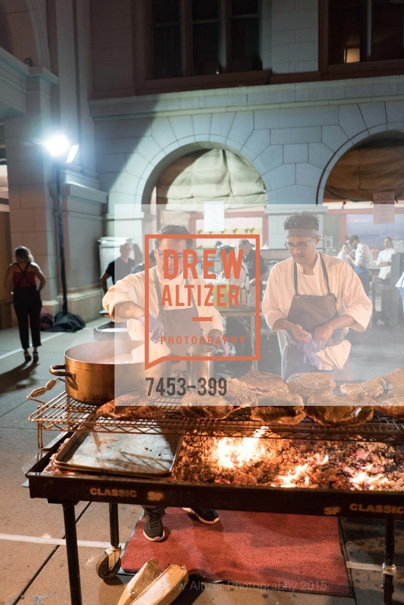 Mark Sullivan, Mel Alog, CUESA's Sunday Supper: A Farm to City Feast, San Francisco Ferry Building, October 18th, 2015,Drew Altizer, Drew Altizer Photography, full-service agency, private events, San Francisco photographer, photographer california