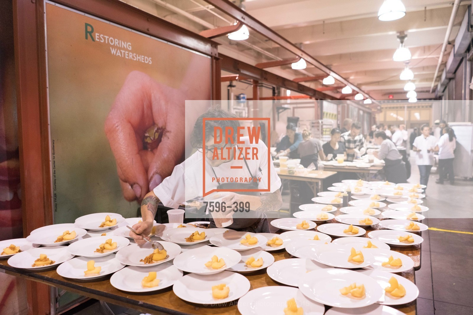 Sean Ehland, CUESA's Sunday Supper: A Farm to City Feast, San Francisco Ferry Building, October 18th, 2015,Drew Altizer, Drew Altizer Photography, full-service event agency, private events, San Francisco photographer, photographer California