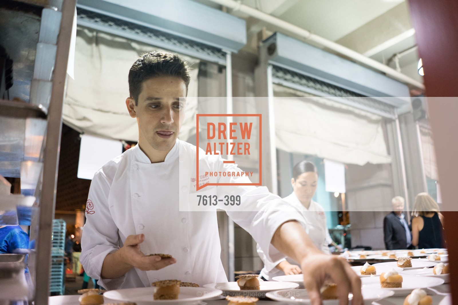 Yigit Pura, CUESA's Sunday Supper: A Farm to City Feast, San Francisco Ferry Building, October 18th, 2015,Drew Altizer, Drew Altizer Photography, full-service agency, private events, San Francisco photographer, photographer california