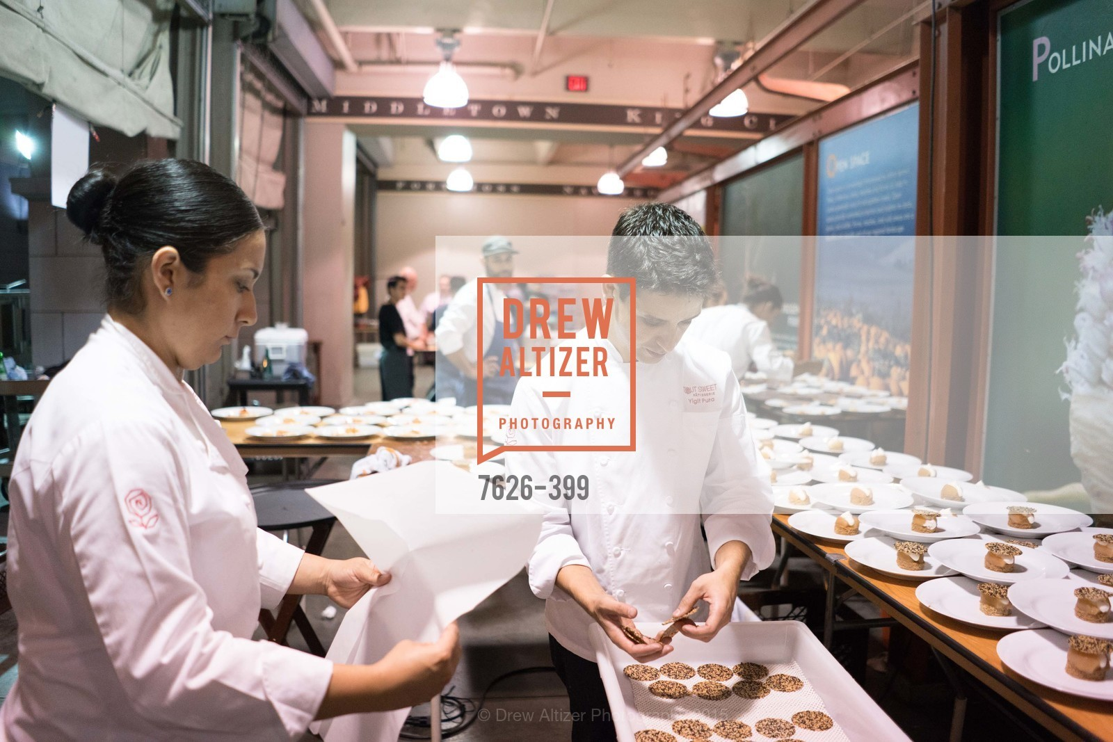 Brenda Mendoza, Yigit Pura, CUESA's Sunday Supper: A Farm to City Feast, San Francisco Ferry Building, October 18th, 2015,Drew Altizer, Drew Altizer Photography, full-service agency, private events, San Francisco photographer, photographer california