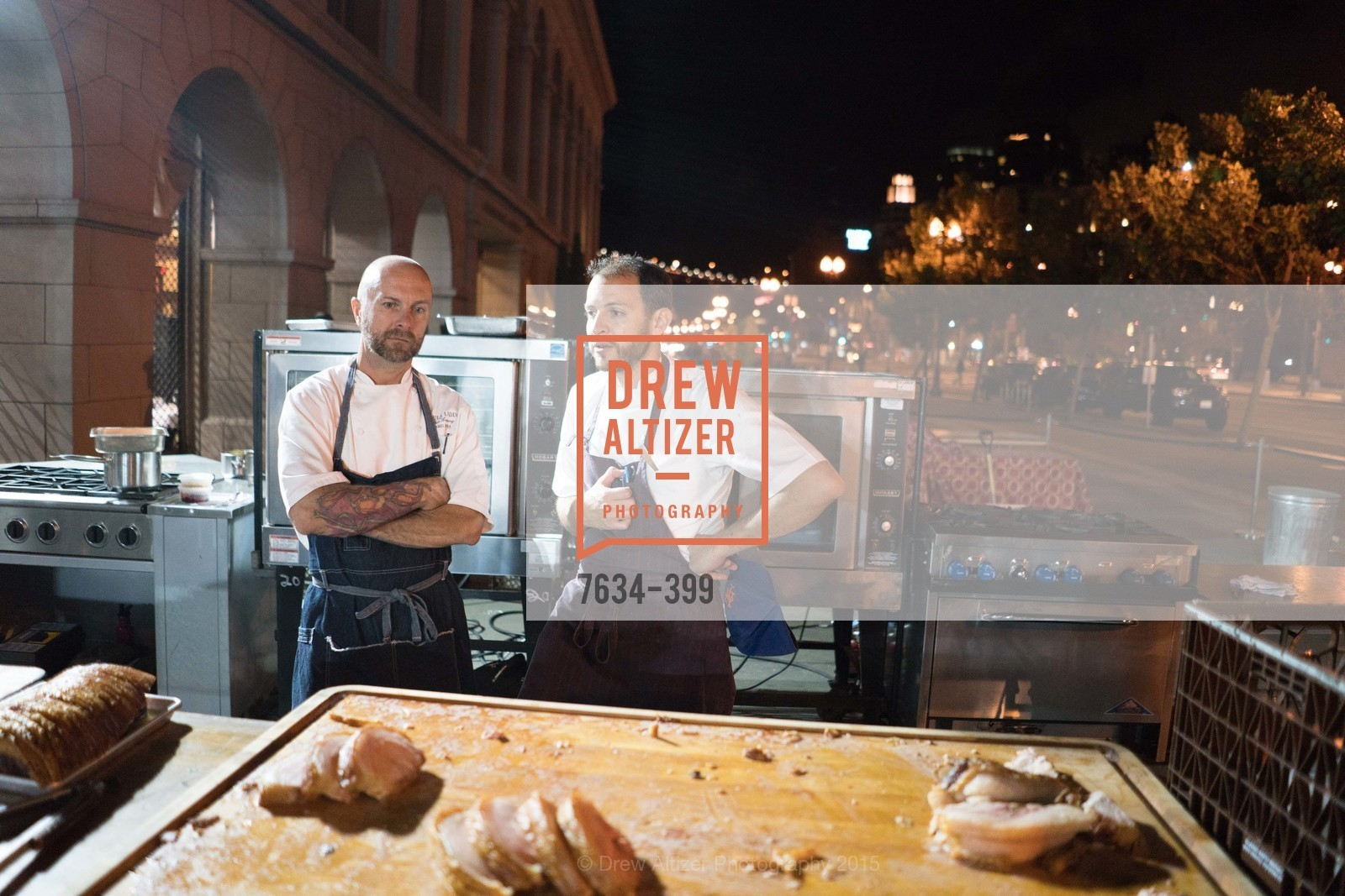 Daniel Capra, Josh Even, CUESA's Sunday Supper: A Farm to City Feast, San Francisco Ferry Building, October 18th, 2015,Drew Altizer, Drew Altizer Photography, full-service agency, private events, San Francisco photographer, photographer california