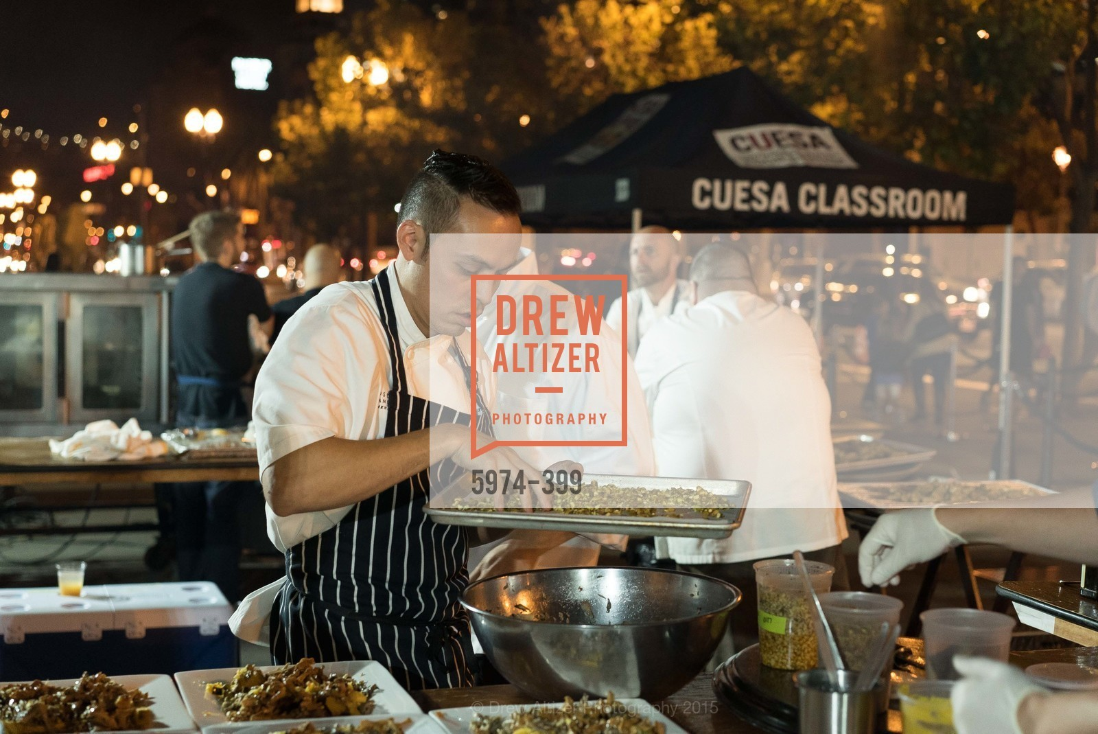 Reyloun Augustin, CUESA's Sunday Supper: A Farm to City Feast, San Francisco Ferry Building, October 18th, 2015,Drew Altizer, Drew Altizer Photography, full-service event agency, private events, San Francisco photographer, photographer California
