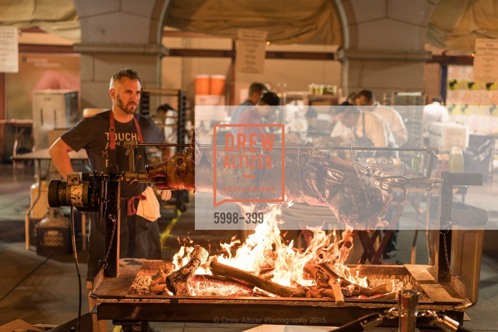 David Bazirgan, CUESA's Sunday Supper: A Farm to City Feast, San Francisco Ferry Building, October 18th, 2015,Drew Altizer, Drew Altizer Photography, full-service event agency, private events, San Francisco photographer, photographer California