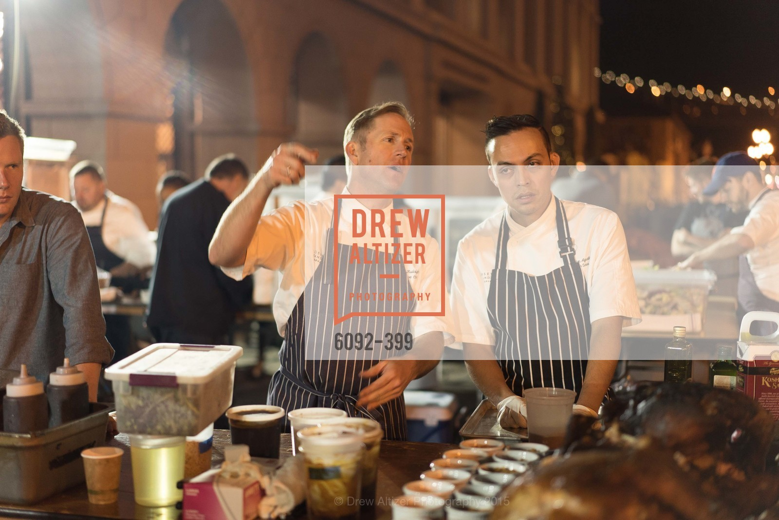 Peter Rudolph, Reyloun Augustin, CUESA's Sunday Supper: A Farm to City Feast, San Francisco Ferry Building, October 18th, 2015,Drew Altizer, Drew Altizer Photography, full-service event agency, private events, San Francisco photographer, photographer California