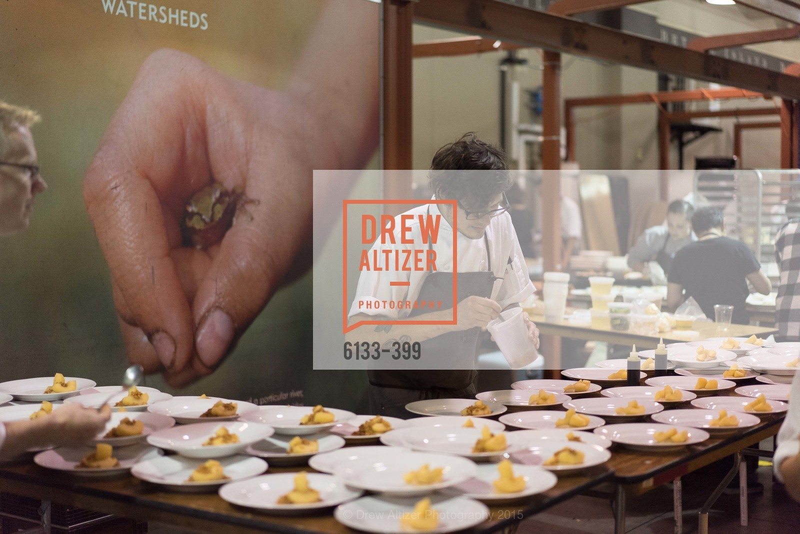 Sean Ehland, CUESA's Sunday Supper: A Farm to City Feast, San Francisco Ferry Building, October 18th, 2015,Drew Altizer, Drew Altizer Photography, full-service agency, private events, San Francisco photographer, photographer california