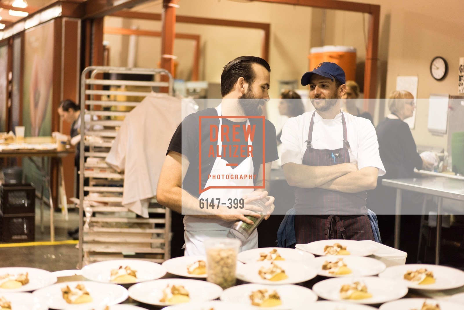 Nick Muncy, Josh Even, CUESA's Sunday Supper: A Farm to City Feast, San Francisco Ferry Building, October 18th, 2015,Drew Altizer, Drew Altizer Photography, full-service agency, private events, San Francisco photographer, photographer california