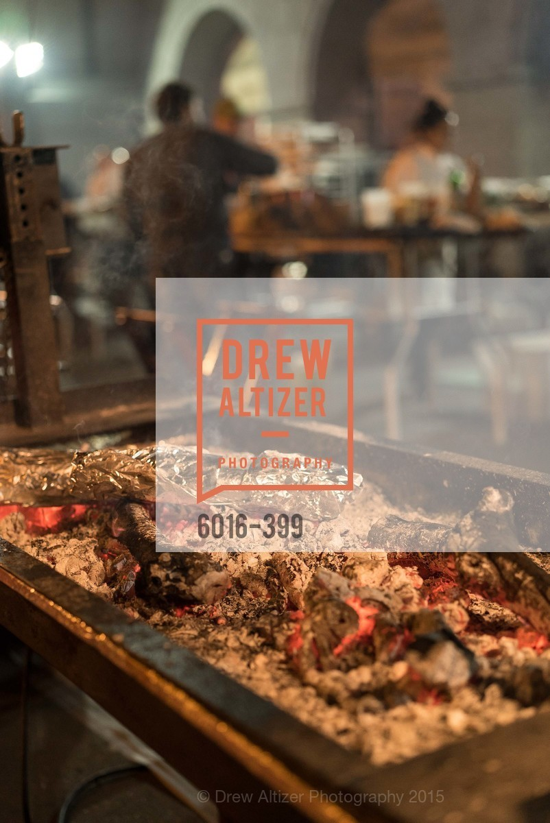Atmosphere, CUESA's Sunday Supper: A Farm to City Feast, San Francisco Ferry Building, October 18th, 2015