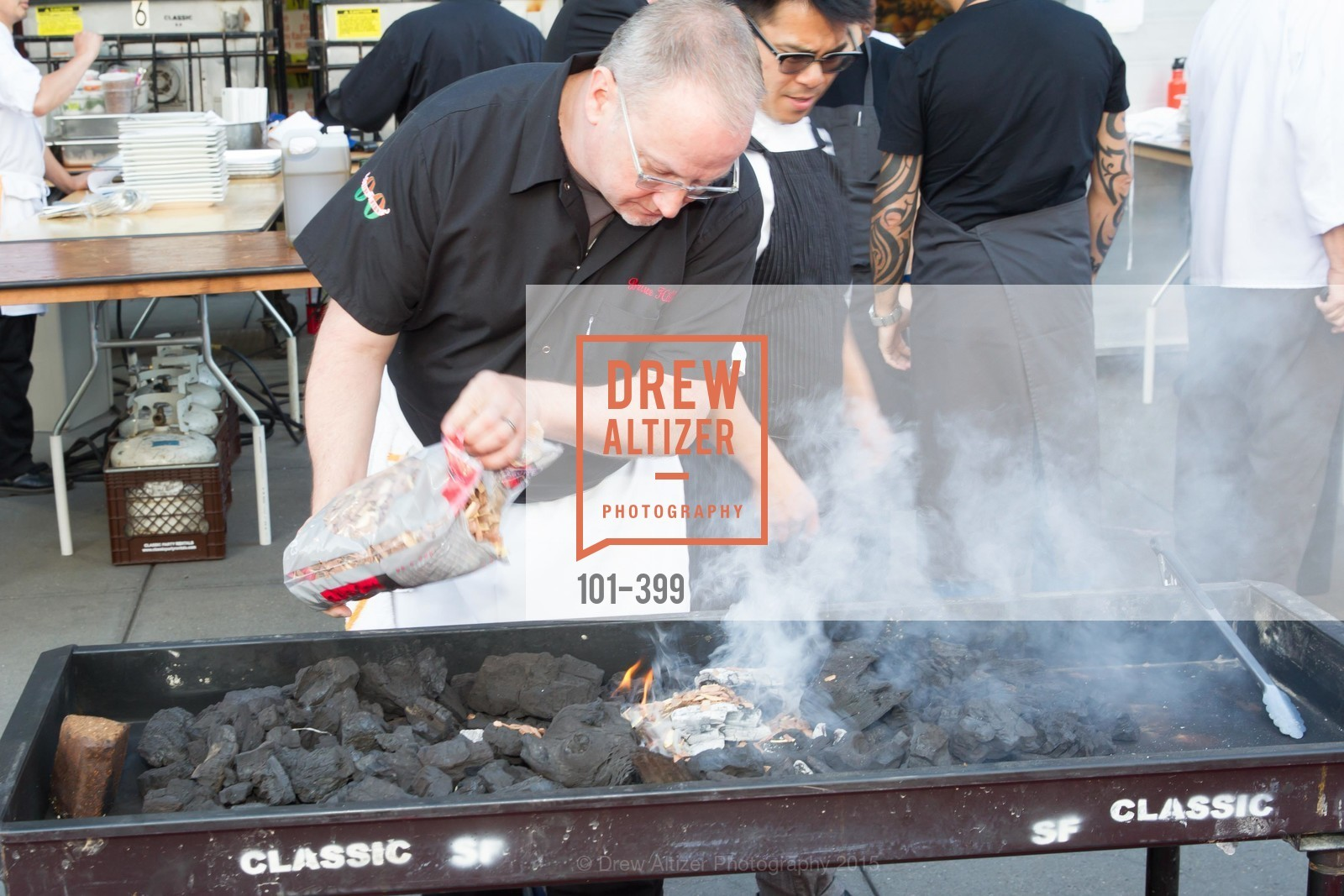 Bruce Hill, CUESA's Sunday Supper: A Farm to City Feast, San Francisco Ferry Building, October 18th, 2015,Drew Altizer, Drew Altizer Photography, full-service agency, private events, San Francisco photographer, photographer california