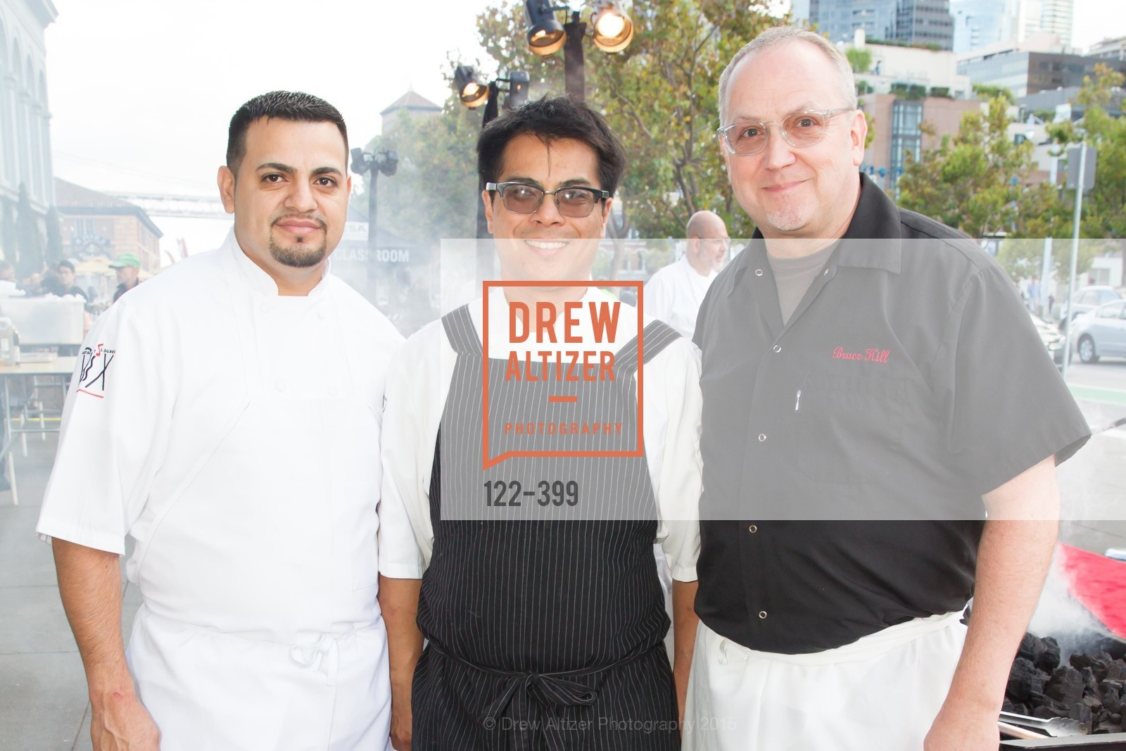 Rubis Peraza, Emmanuel Eng, Bruce Hill, CUESA's Sunday Supper: A Farm to City Feast, San Francisco Ferry Building, October 18th, 2015,Drew Altizer, Drew Altizer Photography, full-service agency, private events, San Francisco photographer, photographer california