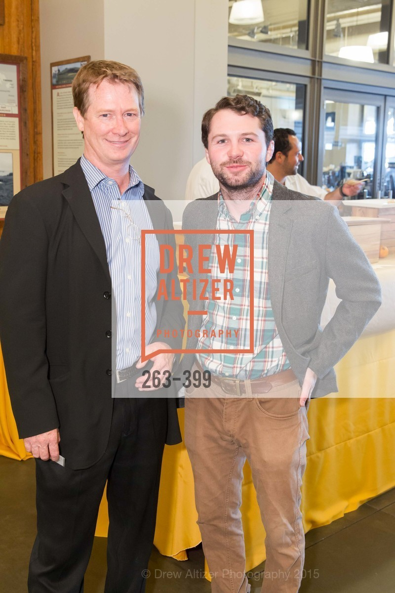 Doug Stewart, Trey Bertram, CUESA's Sunday Supper: A Farm to City Feast, San Francisco Ferry Building, October 18th, 2015,Drew Altizer, Drew Altizer Photography, full-service agency, private events, San Francisco photographer, photographer california